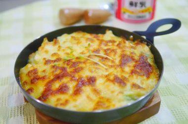 【睛料理】焗烤白醬花椰菜