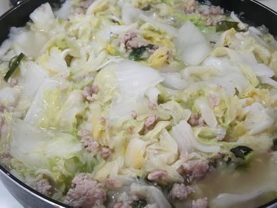 花媽甜心派干貝醬滷白菜|睛睛這一家