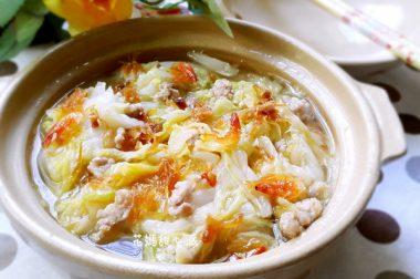 【睛料理】干貝醬滷白菜