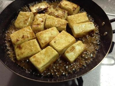 Mitamura滑蛋鐵板豆腐|睛睛這一家