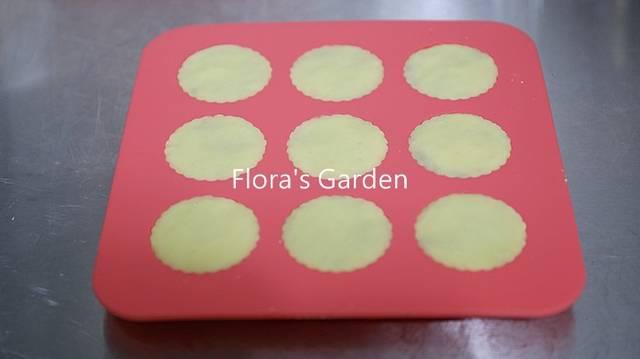 flora入口即化綿密細緻綠豆糕-睛睛這一家