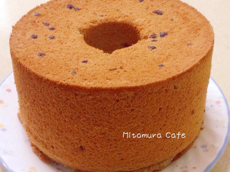 Mitamura藍莓戚風蛋糕