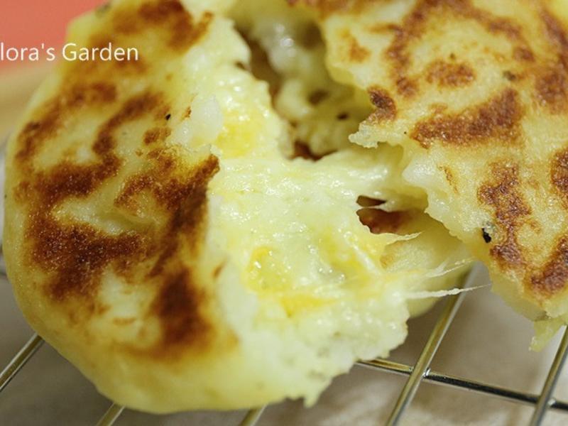 flora日本居酒屋起司馬鈴薯餅-睛睛這一家